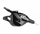 Манетка SRAM задняя Rear GX Trigger (10ск) Rear w Discrete Clamp Black